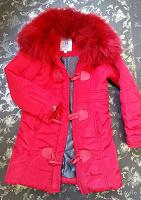 Отдается в дар Куртка на холодную осень на 2-4 года