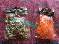 Отдается в дар Резинки для плетения