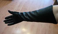 Отдается в дар Женские длинные перчатки 42 размер