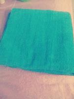 Отдается в дар Банное полотенце.Новое