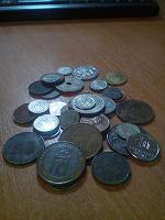 Отдается в дар Небольшая кучка монет