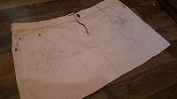 Отдается в дар Розовая юбка мини-юбка 44-46 London