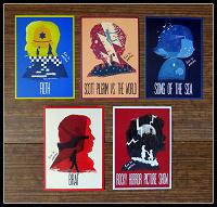 Отдается в дар Авторские кино-открытки к спецпоказам