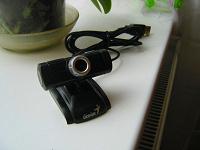 Отдается в дар Веб-камера Genius Eye 110