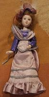 Отдается в дар Куклы «Дамы Эпохи»