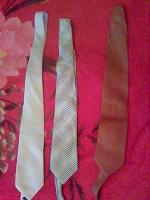 Отдается в дар 3 галстука (остался коричневый)