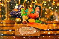 Отдается в дар Подарок «Волшебная коробочка»