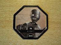 Отдается в дар Фишка Star Wars, Звёздные войны.