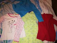 Отдается в дар Одежда девочке на 7-8 лет