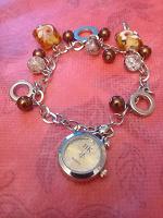 Отдается в дар браслет + часы