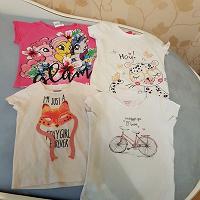 Отдается в дар Одежда для девочки на 104