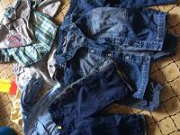 Отдается в дар пакет одежды + пакет обуви для мальчика