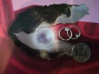 Отдается в дар Серьги (серебро)