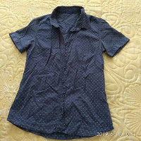 Отдается в дар Блузка/рубашка xs