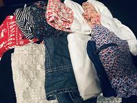 Отдается в дар Детская одежда 128-140