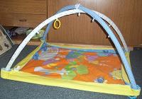 Отдается в дар Развивающий коврик Biba Toys