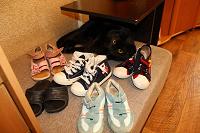 Отдается в дар Обувь:)