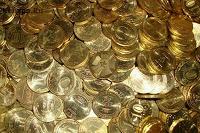 Отдается в дар Монетки 10 рублей
