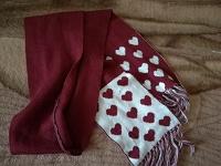 Отдается в дар шарф женский