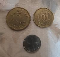 Отдается в дар Монетки, Финляндия
