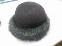 Отдается в дар Шляпа зимняя