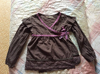 Отдается в дар Кофточки, футболочки на 5-6 лет девочке