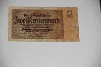 Отдается в дар Две марки Германии