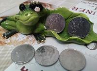 Отдается в дар 100 лир Италии