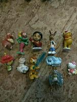 Отдается в дар Мелкие игрухи