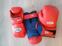 Отдается в дар Перчатки боксерские
