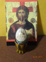 Отдается в дар Яйцо деревянное