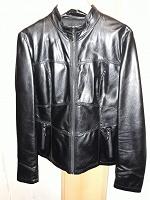 Отдается в дар Куртка 46 размер искусственная кожа