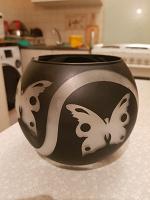 Отдается в дар Круглая ваза