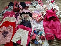 Отдается в дар Вещи для девочки 2-3 года