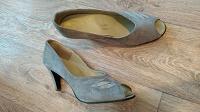 Отдается в дар Винтажные туфли (40р)