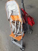 Отдается в дар Прогулочная коляска-трость Maclaren Volo 2009 г.