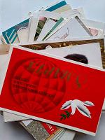 Отдается в дар Стопка открыток
