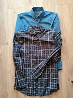 Отдается в дар Мужские рубашки, размер S