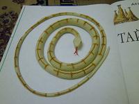 Отдается в дар Змея резиновая