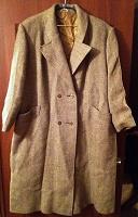 Отдается в дар Демисезонное пальто