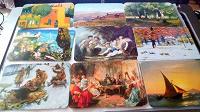 Отдается в дар Коллекционные календарики2