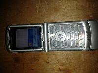Отдается в дар Мобильный телефон Motorolla V3