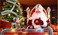 Отдается в дар Дед Мороз рассказывает сказку. Видео