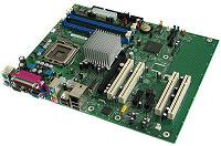 Отдается в дар Intel D 915 GAV