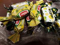 Отдается в дар Конфетки лимонные