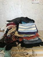 Отдается в дар Куча одежды для девушки 40,42,44