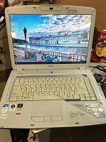 Отдается в дар Ноутбук Acer Aspire 5920