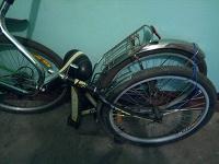 Отдается в дар Велосипед stels складной 24'