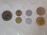Отдается в дар Монеты разные. Коллекционерам.