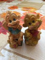 Отдается в дар Две обезьянки